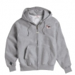 Beagle Men's Full Zip Hooded Sweatshirt with Embroidered & Bone Zipper Pull unique gift item