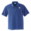 Pomeranian Embroidered Men's Cotton Golf Shirt unique gift item