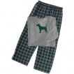 Beagle Classic Mens Flannel Pant with Pockets unique gift item
