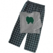 Pomeranian Classic Mens Flannel Pant with Pockets unique gift item