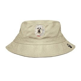 3C-Goldendoodle Bucket with embroidered face