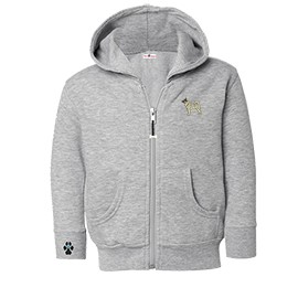 2CY-Akita Toddler Hooded Full-Zip
