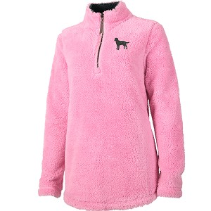 1SL-Ladies Newport Pullover Fleece embroidered with Your Breed.