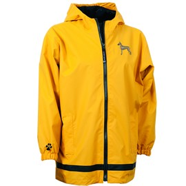 2PY-Great Dane Youth New Englander Rain Jacket