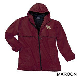 2PM-Wheaton Men's New Englander Rain Jacket