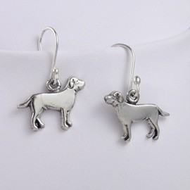 7JL-Sterling Silver Earrings