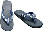 4AL- Pillow-top Flip Flops Sandals