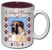 8H-15 oz Ceramic Mug with In Memory of